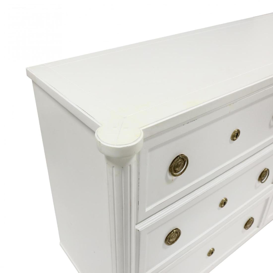 Somerset Bay, French Style Painted Chest of Drawers - 2