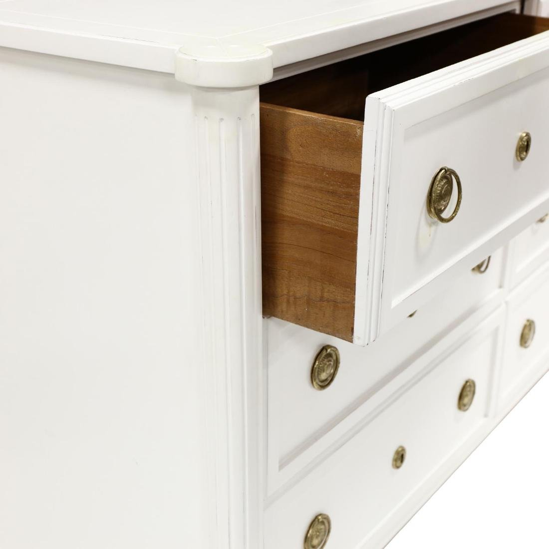 Somerset Bay, French Style Painted Chest of Drawers - 3