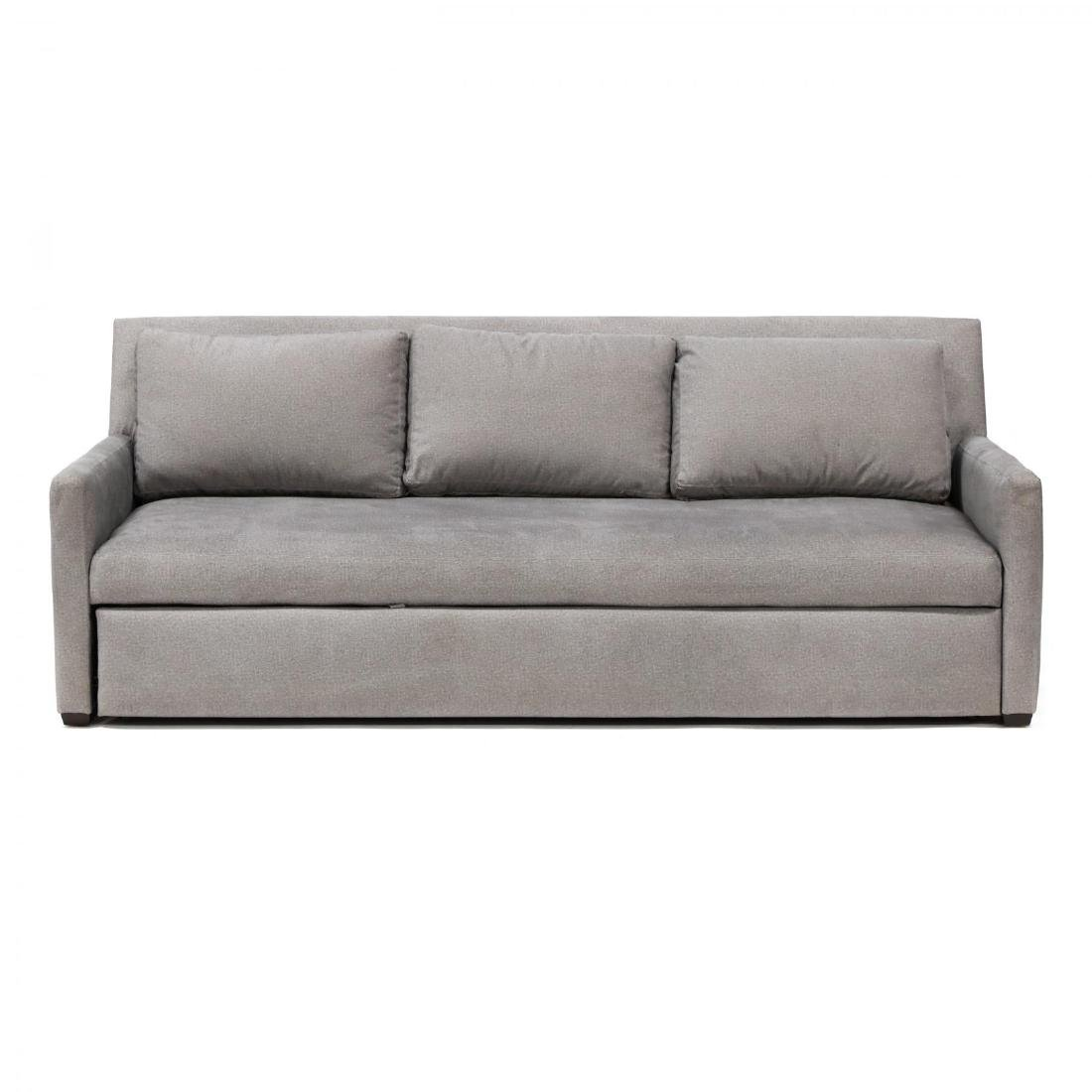 Lee, Contemporary Upholstered Sleeper Sofa