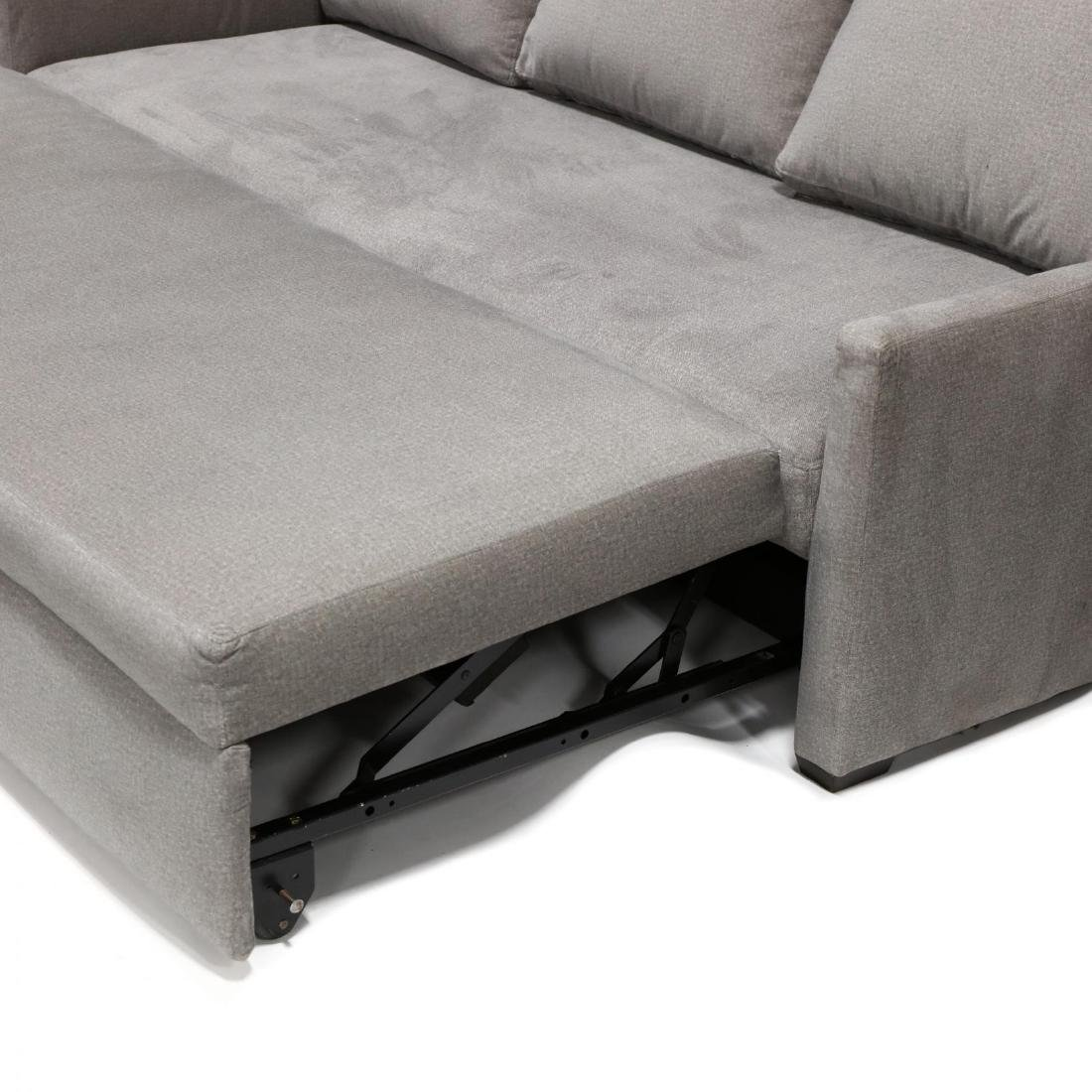 Lee, Contemporary Upholstered Sleeper Sofa - 4