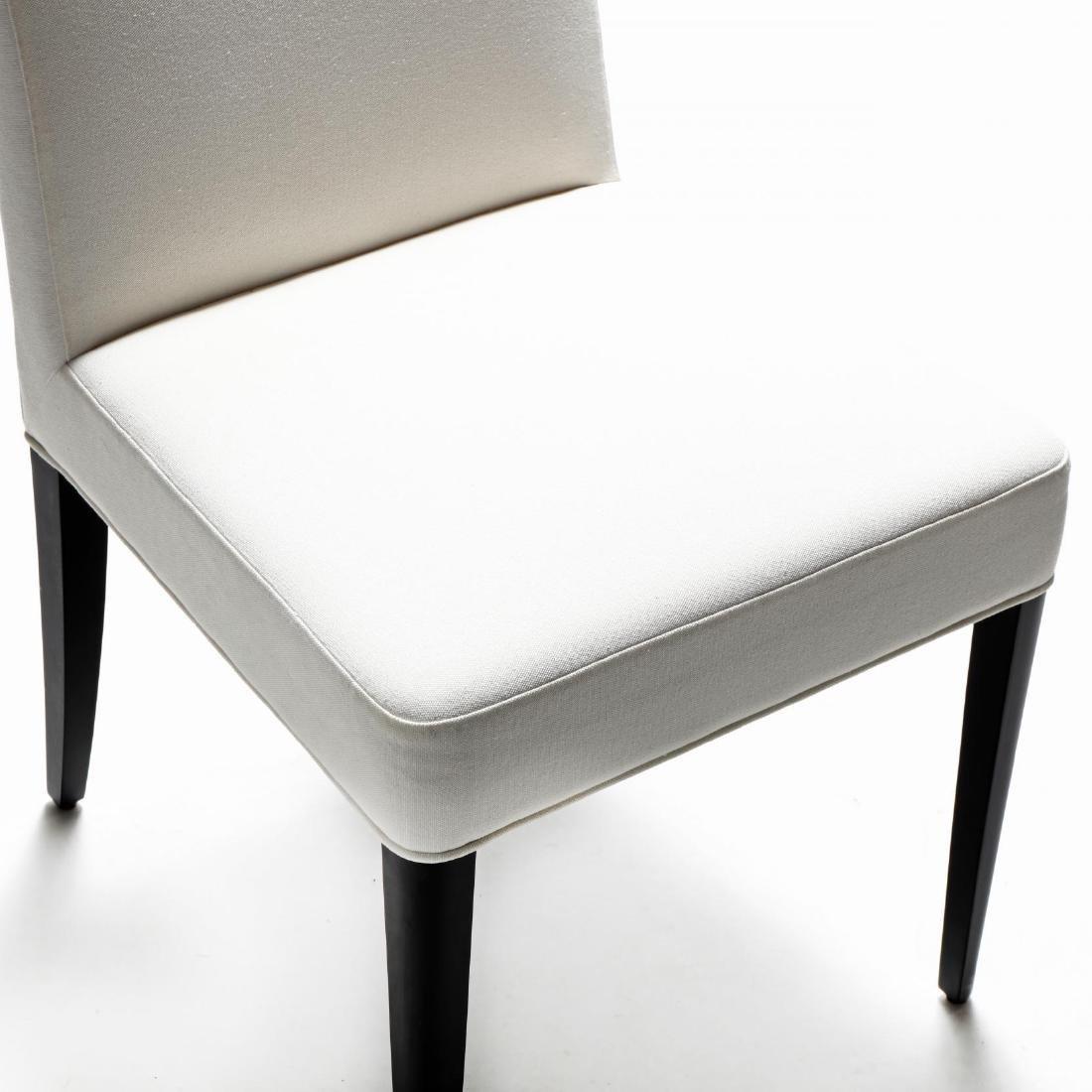 Kara Mann, Set of Four Contemporary Upholstered Dining - 4
