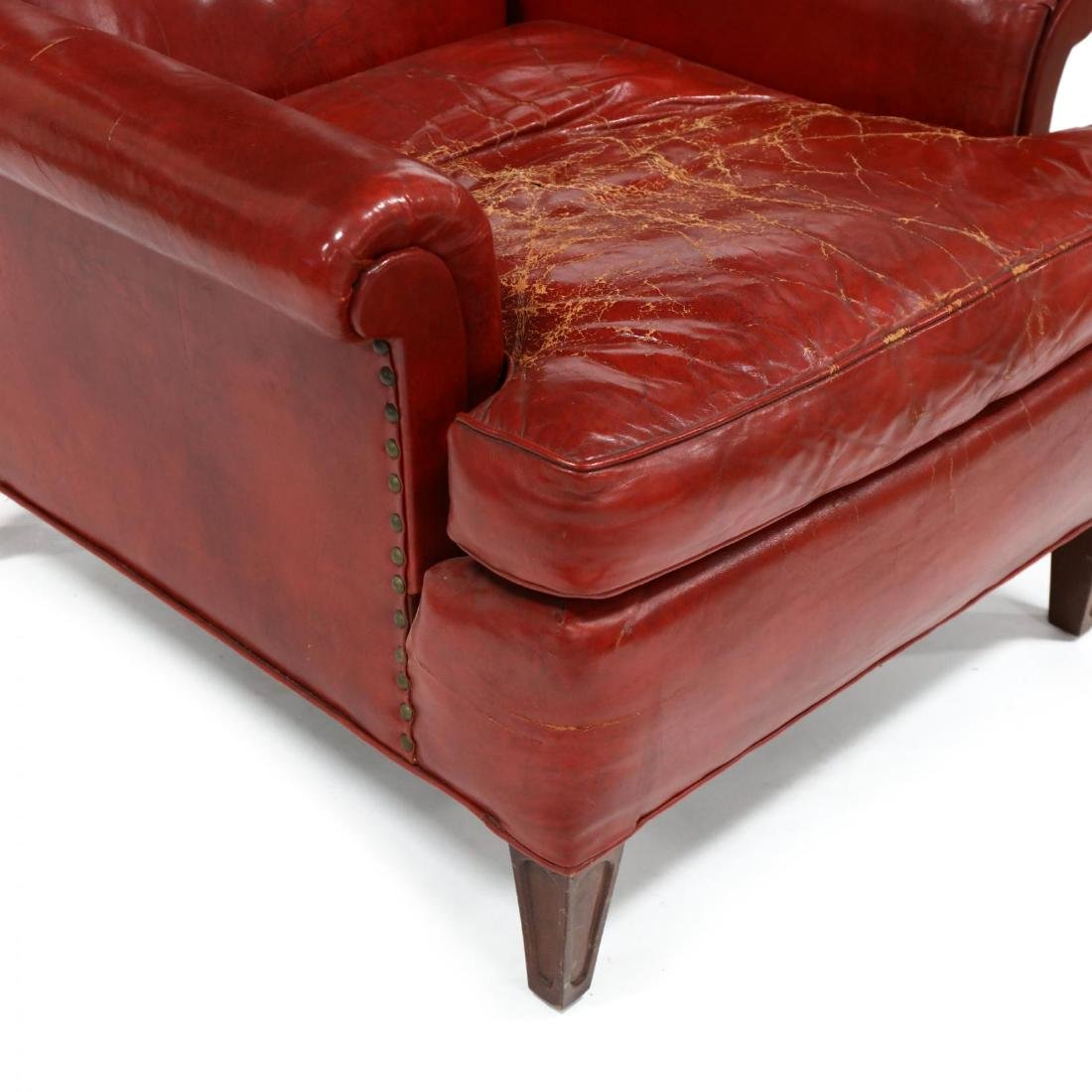 Young Furniture, Vintage Leather Lounge Chair - 3