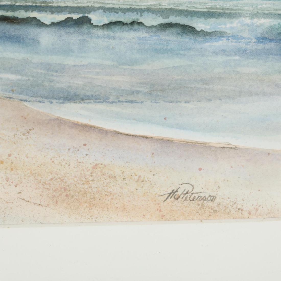 H. J. Peterson (20th Century), Pair of Coastal - 6