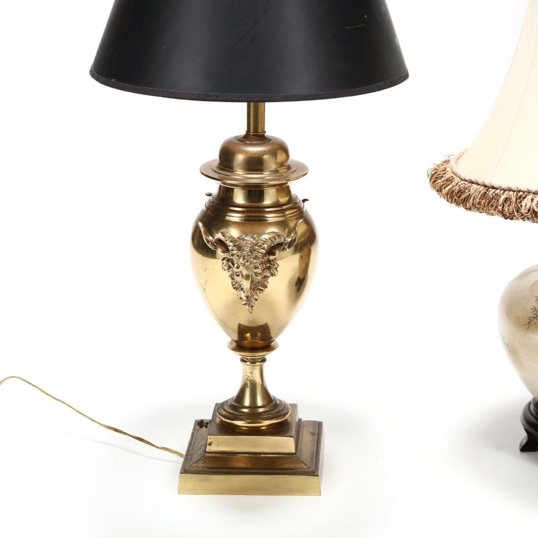 Two Vintage Table Lamps - 3