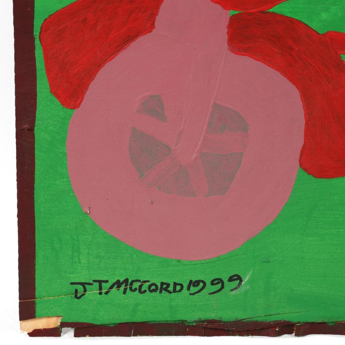 Jake McCord (GA, 1948-2009), Girl on Tricycle - 2