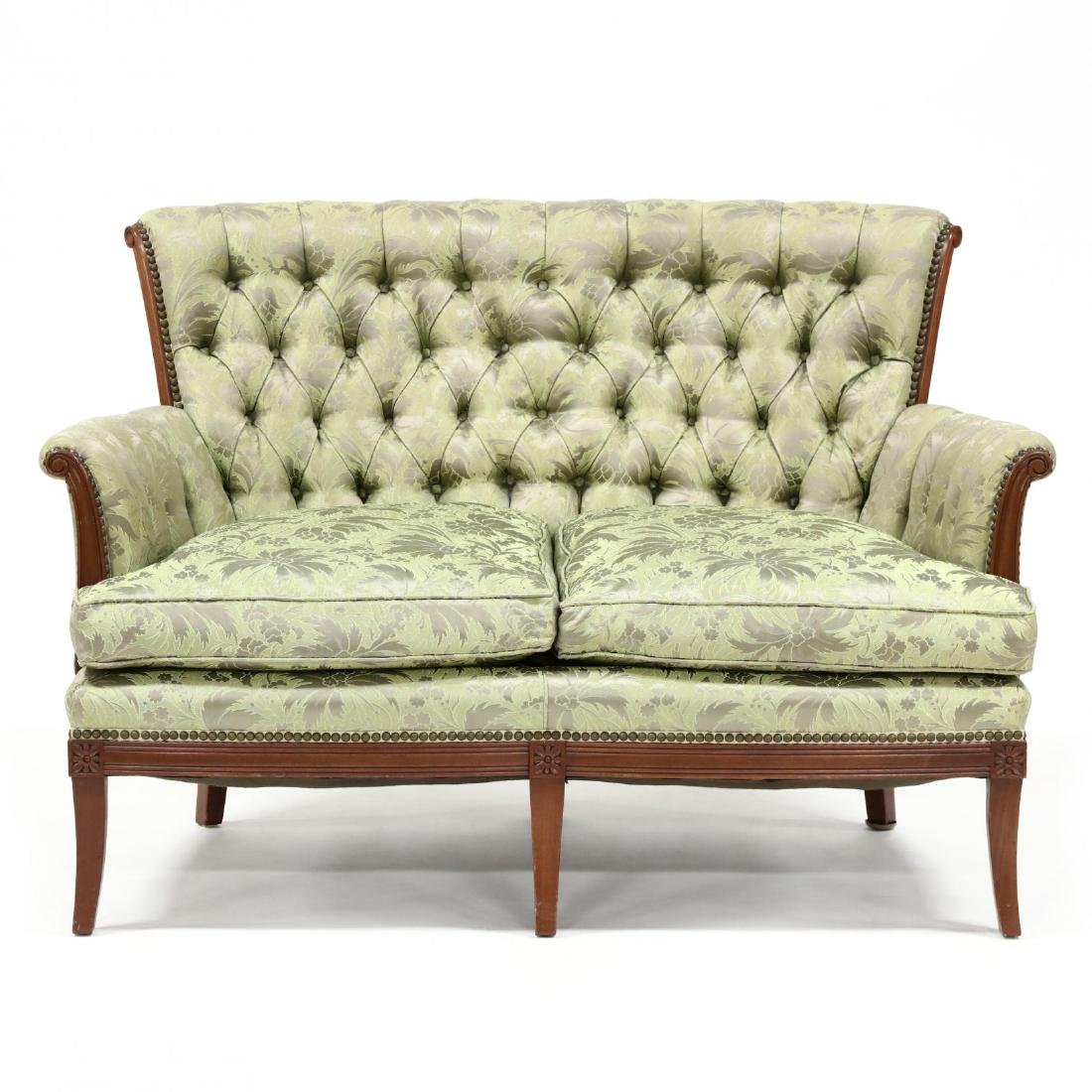 Brandt, French Provincial Style Settee