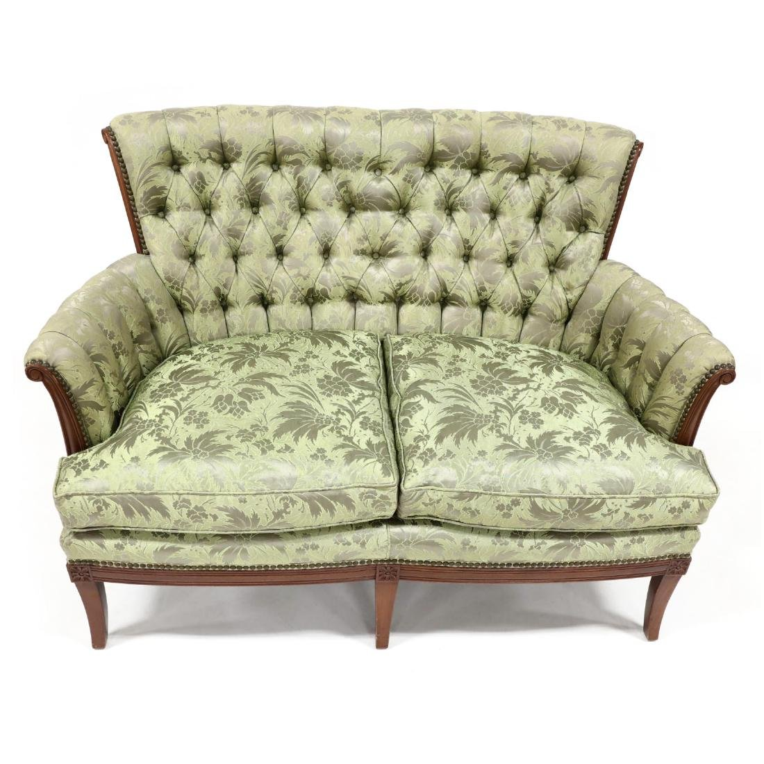Brandt, French Provincial Style Settee - 2