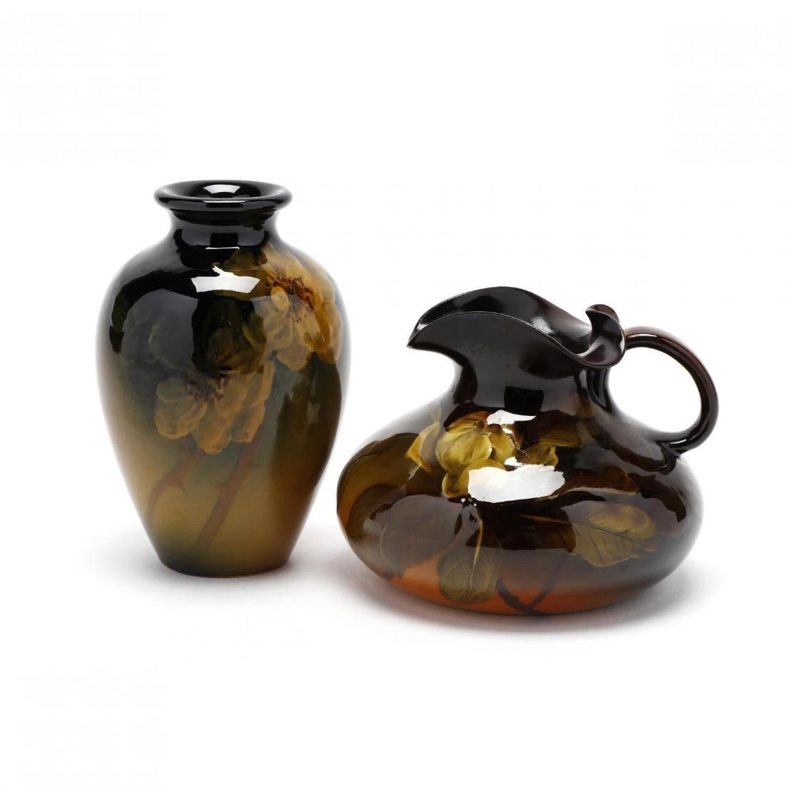 Art Pottery Strict Art Pottery Vase