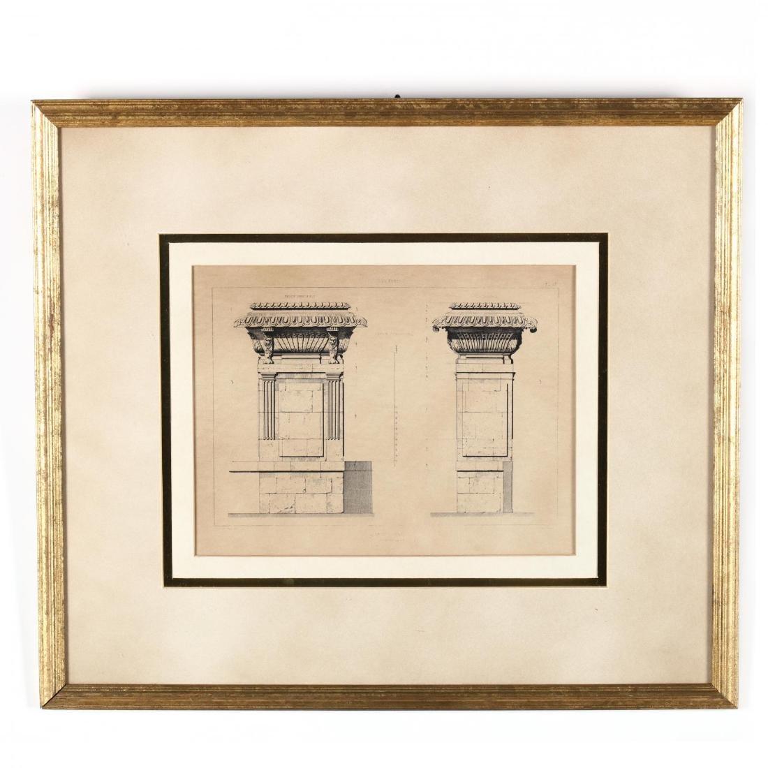 Four Greco-Roman Prints - 2