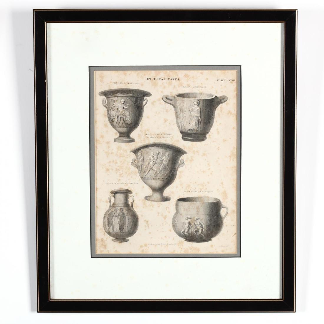 Four Greco-Roman Prints - 4