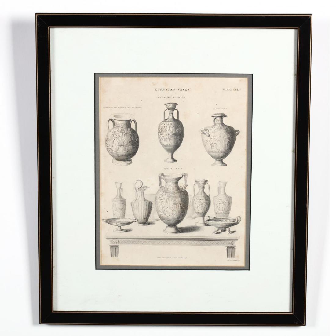 Four Greco-Roman Prints - 5