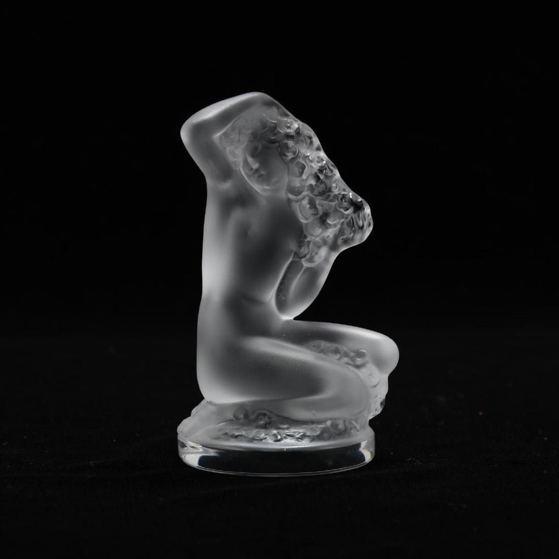 Six Pieces of Lalique Crystal - 6