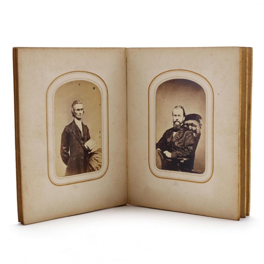 Civil War Era CDV Album From Pennsylvania - 7