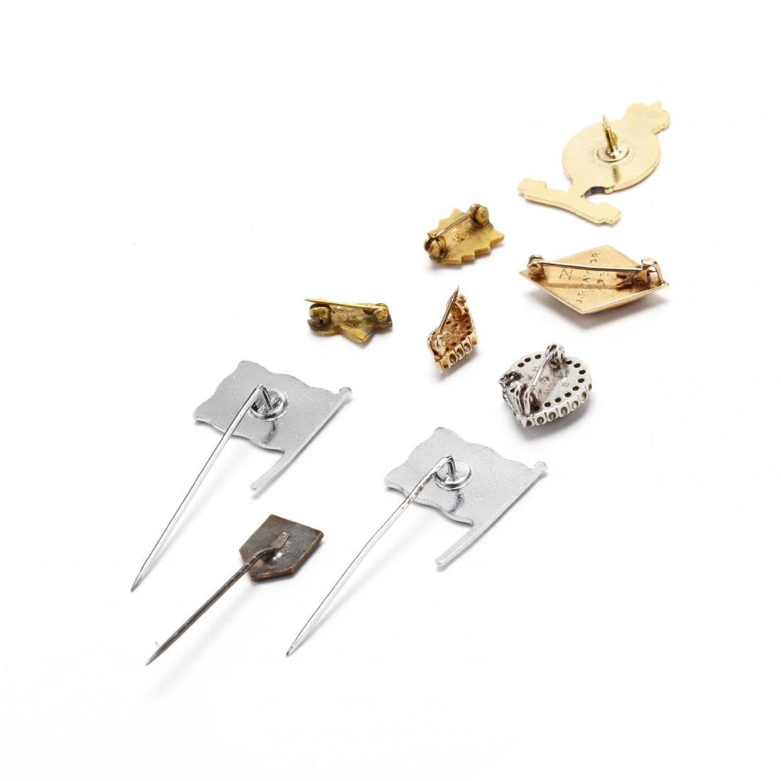 Group of Pins - 4