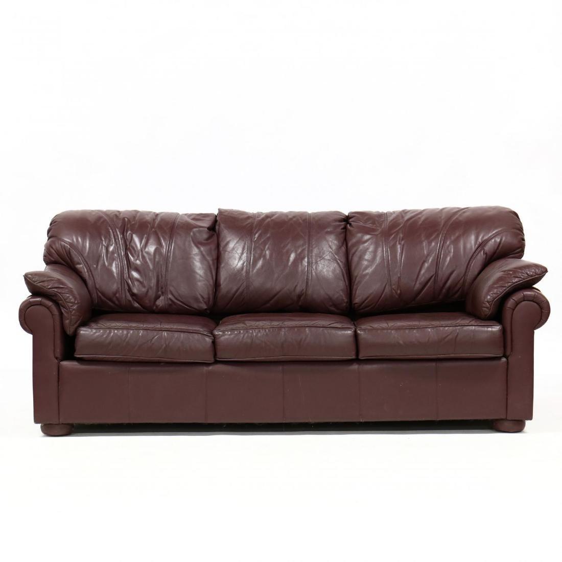 Modern Leather Sofa