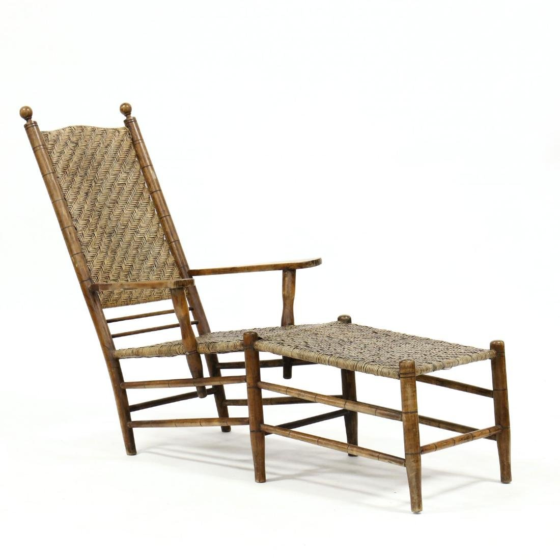 American Plantation Lounge Chair