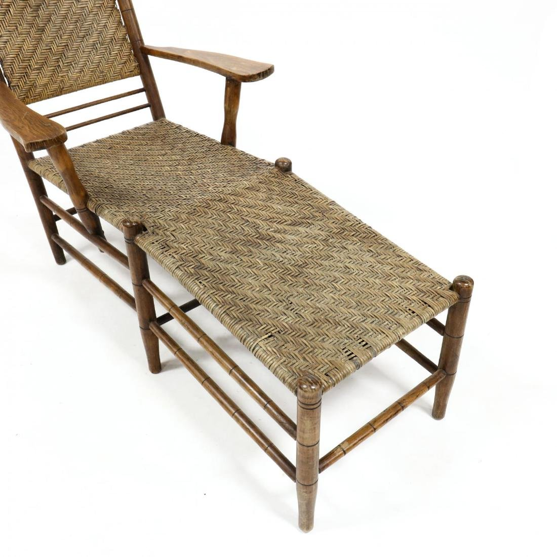 American Plantation Lounge Chair - 2