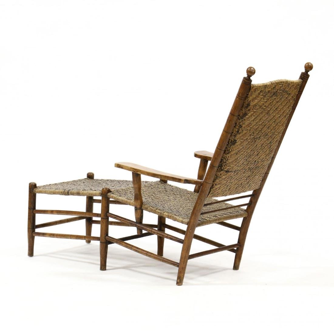 American Plantation Lounge Chair - 3