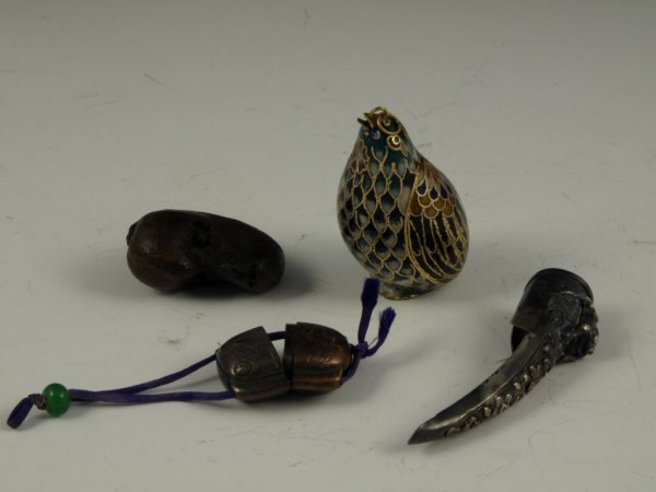 5: Four Chinese and Japanese Small Objects,