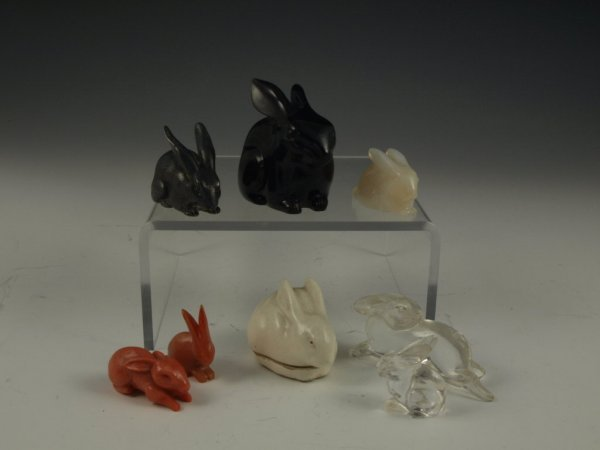13: A Warren of Eight Chinese Rabbits,