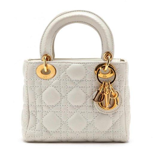 new products bee1e e704f Lambskin Mini Lady Dior, Christian Dior