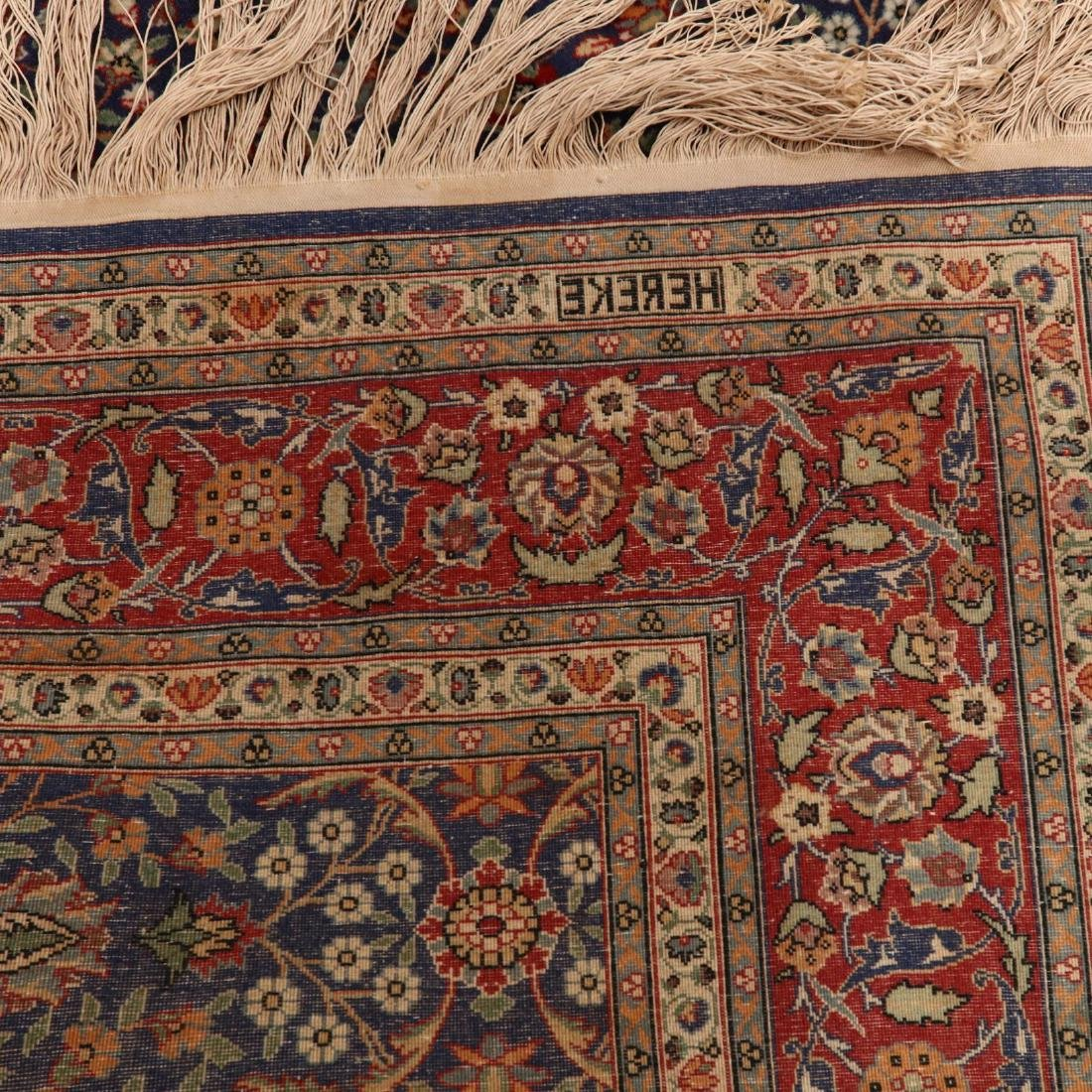 Turkish Hereke Carpet - 3