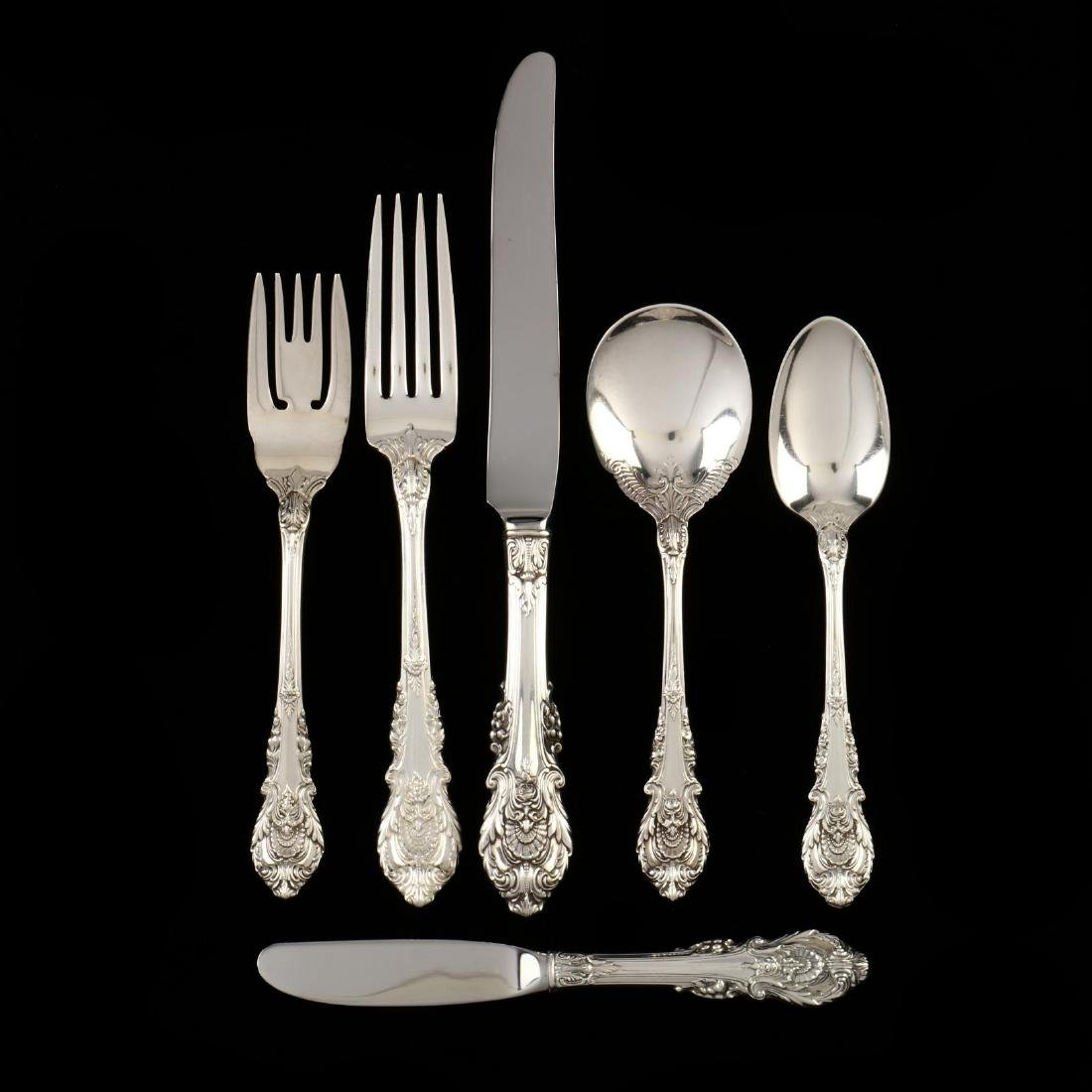"Wallace ""Sir Christopher"" Sterling Silver Flatware"