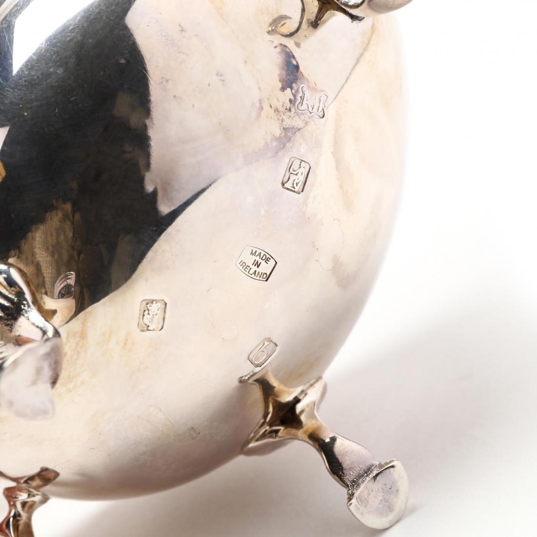 Five Elizabeth II Irish Silver Tablewares - 8