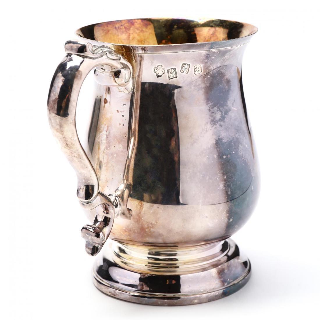 Five Elizabeth II Irish Silver Tablewares - 9