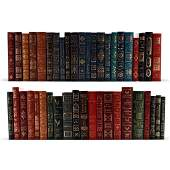 Easton Press Collection of 43 Finely Bound Signed First