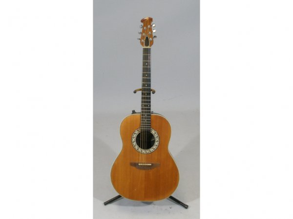 ovation model 1621 4 acoustic electric guitar