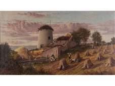 205: George Hastings (Br., fl. 1869-1886), Haymakers,