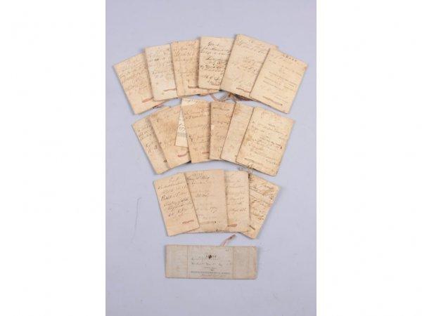 544: Cherokee County, GA 1832 Land Lottery Deeds, - 3