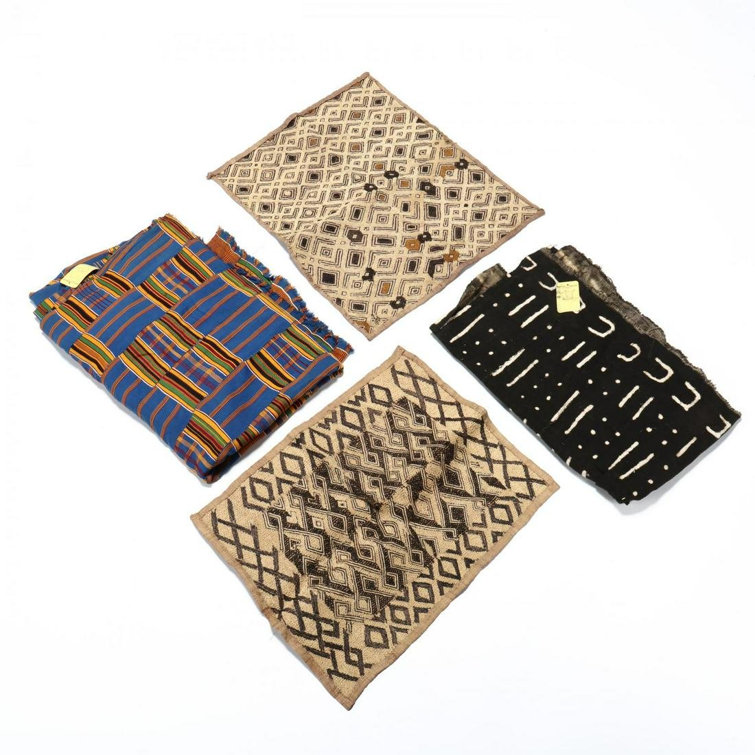 Four African Textiles