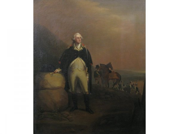 83: Alvan Fisher (MA, 1792-1863), George Washington,