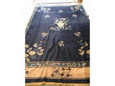 179: Art Deco Chinese Room Size Rug, ca. 1920s,