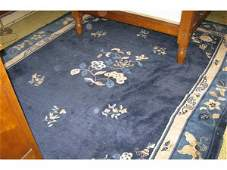 237: Art Deco Chinese Room Size Rug, ca. 1920,
