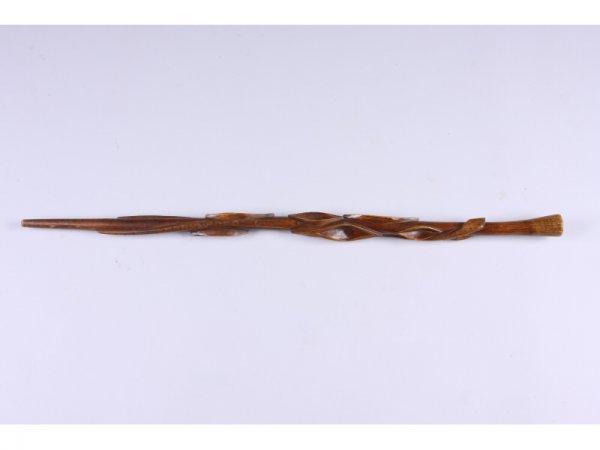 1012: Diamond Willow Cane,