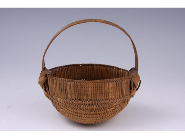 1022: Miniature Piedmont NC Basket,
