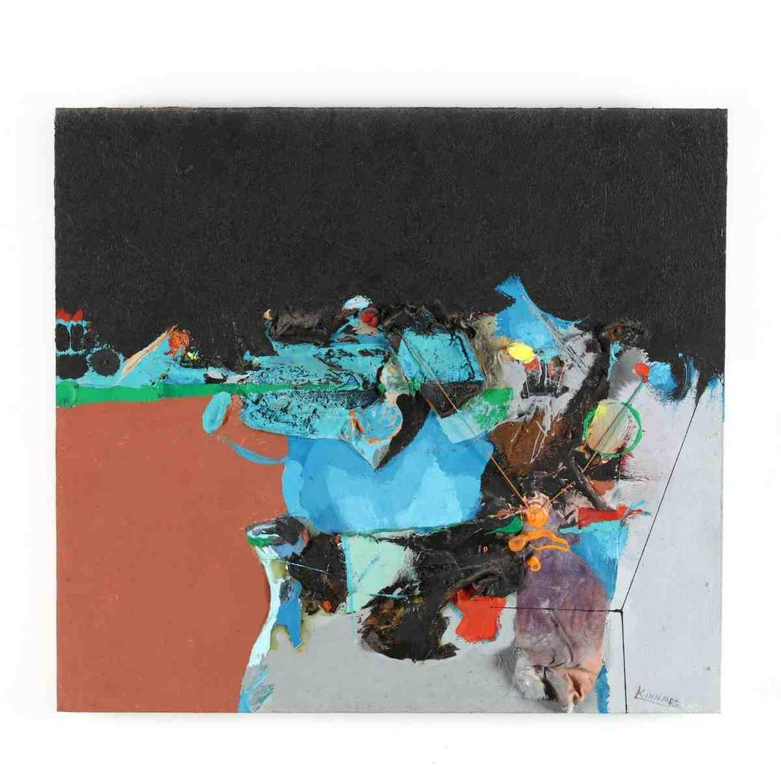 Richard Kinnaird (NC, 1931-2013), Untitled