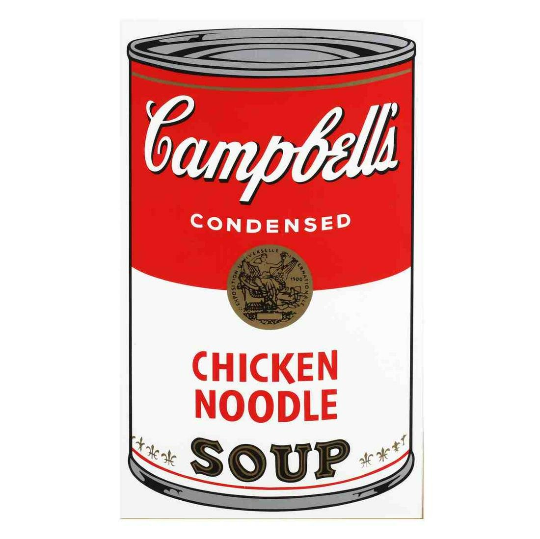after Andy Warhol (American, 1928-1987),  Campbell's