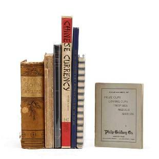 Seven Varied Numismatic Publications