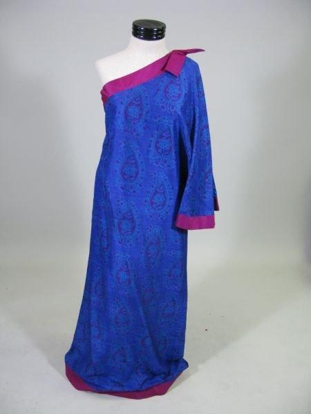 1079: Creation Pierre Cardin, Paris, Evening Gown,