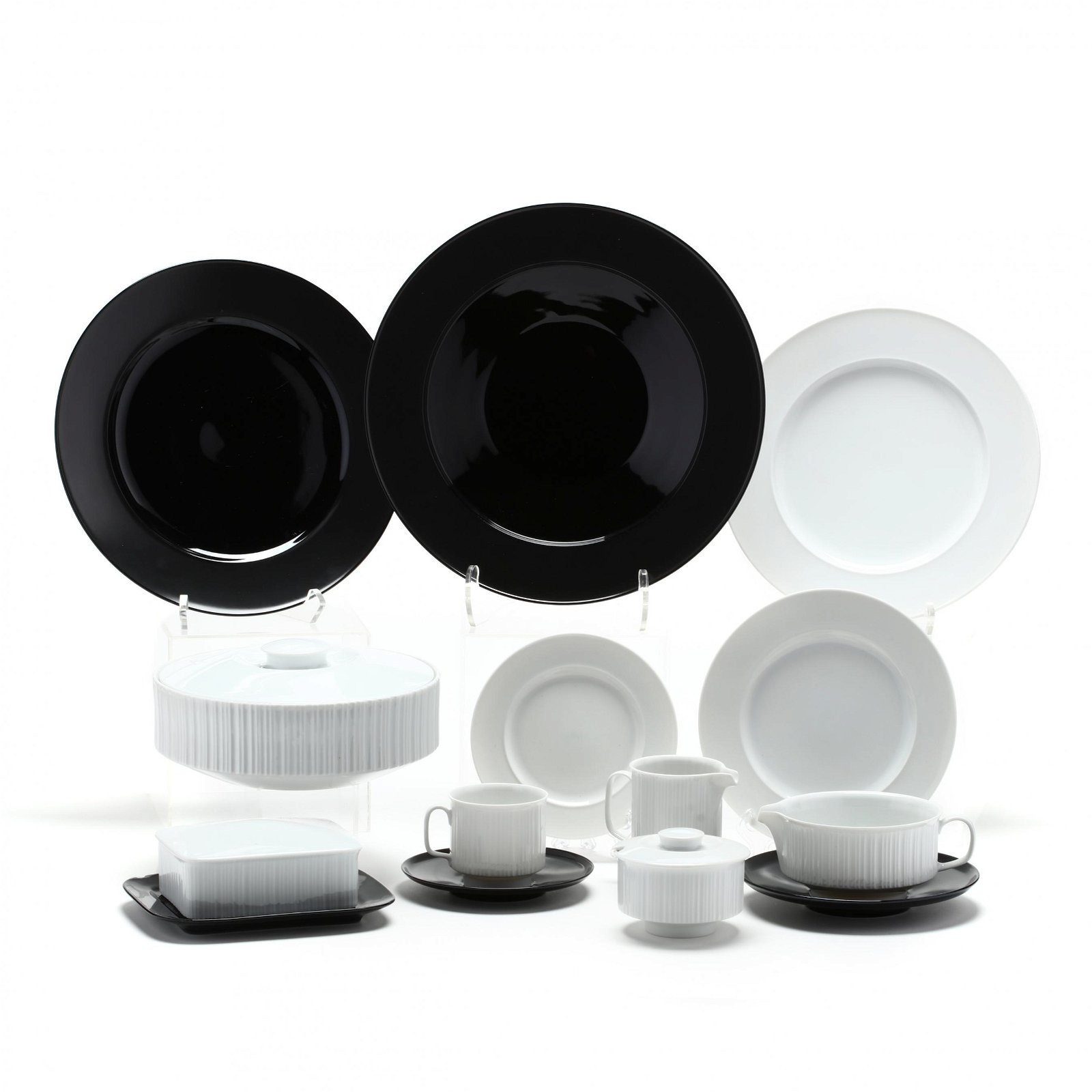(101) Pieces of Rosenthal Studio Line, Mixed Set of