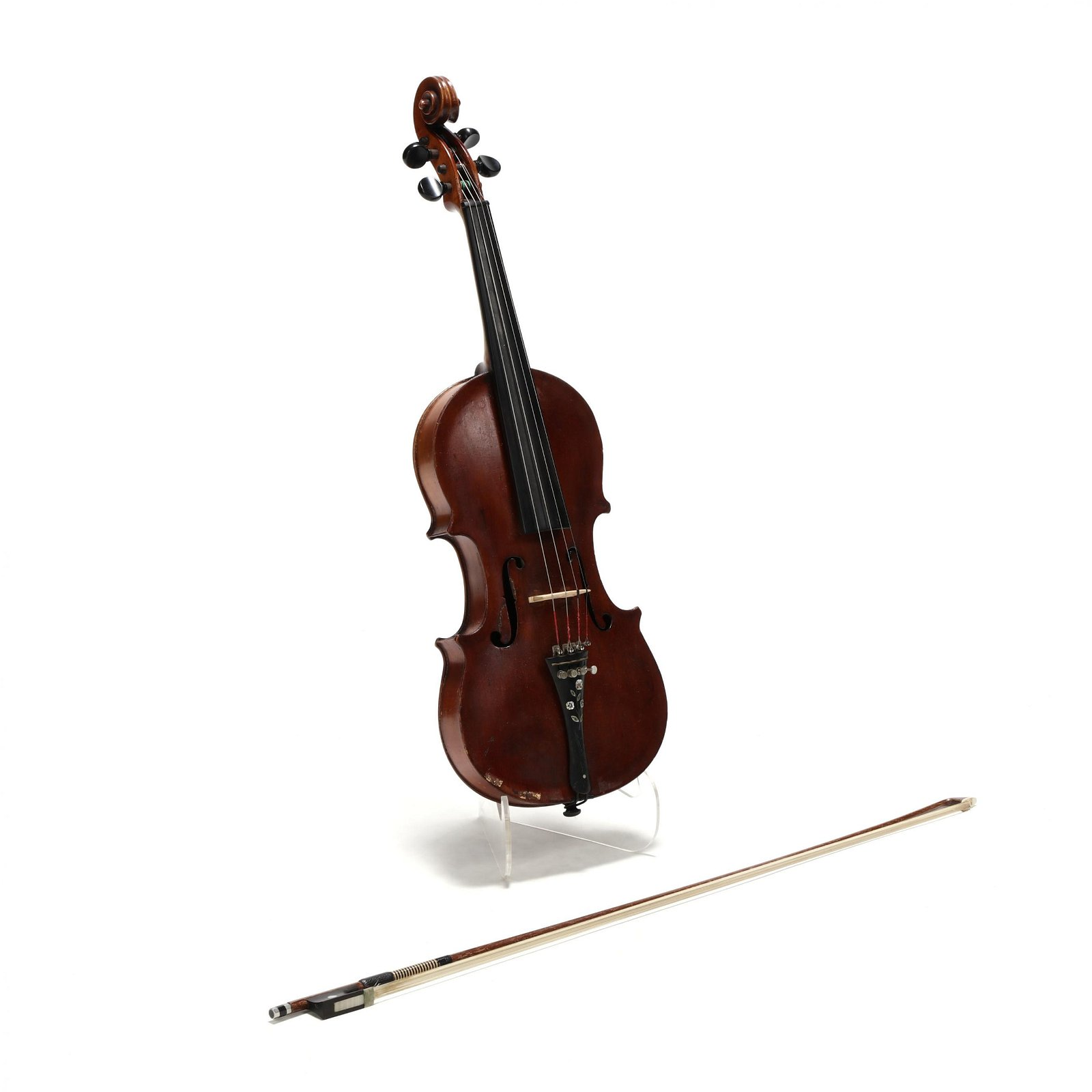 Antique 4/4 Violin Kit