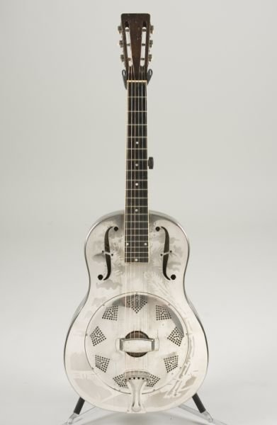 2003: Vintage 1932 National Style O Guitar,