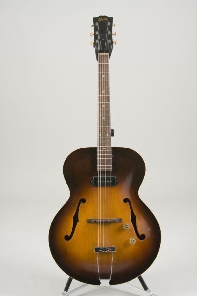 2005: 1949 Gibson ES-150 Archtop Electric Guitar,