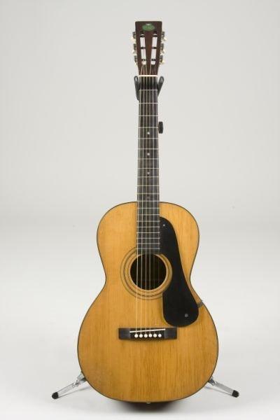 2009: Vintage Regal Concert Flat Top Guitar,