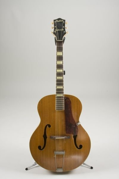 2012: Gretsch 6014-5 Synchromatic Archtop Guitar,