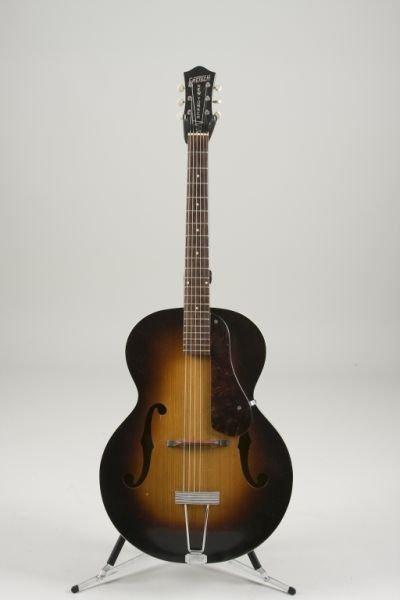 2013: 1956 Gretsch New Yorker Archtop Guitar,